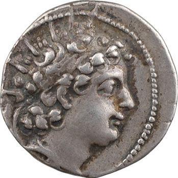 Syrie, Antiochus VI Dionysos, drachme, Antioche, 144-142 av. J.-C