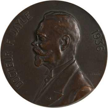 De Hérain (F.) : le docteur Félix Jayle, 1936 Paris