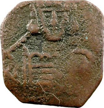 Constantin IV, follis, Syracuse, 668-685