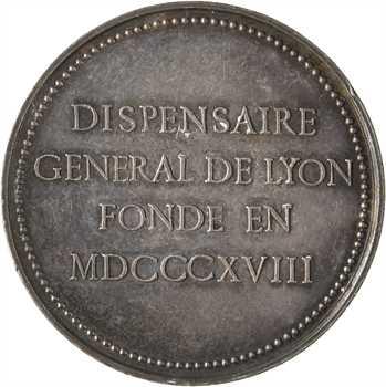 Second Empire, dispensaire de Lyon, [1818] (1860-1880), Paris