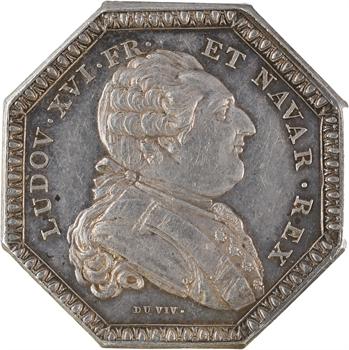 Indes, Louis XVI, Comptoirs français, 3e Compagnie des Indes, 1785 Paris