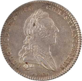 Louis XV, États de Bretagne, 1766 Paris