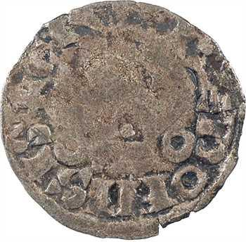 Bretagne (duché de), Philippe II, roi de France et baillistre, denier, s.d. Rennes