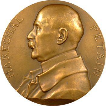 Dammann (P.-M.) : le Maréchal Pétain, 1922-(1942) Paris