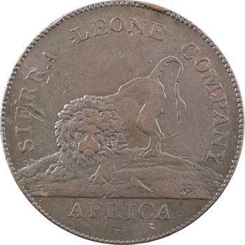 Sierra Leone, 1 penny, 1791 Soho