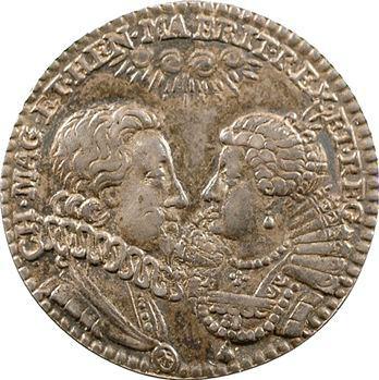 Henriette de France, mariage avec Charles Ier d'Angleterre, 1625