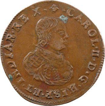 Pays-Bas méridionaux, Charles II, bureau des finances, 1670 Bruxelles