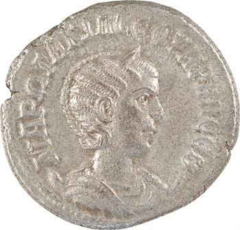 Syrie, Antioche, Otacilia Severa, tétradrachme, 244