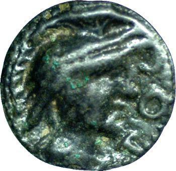 Séquanes, bronze TOC au lion