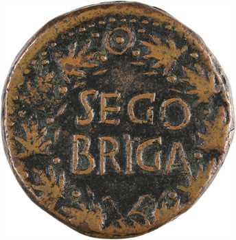 Espagne, Tibère, as, Segobriga [Cuenca, Cabeza de Griego], 14-37