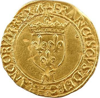 François Ier, écu d'or au soleil 2e type, Toulouse