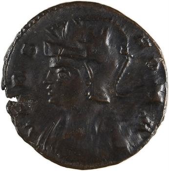 Vrbs Roma, nummus, Trèves, 332-333