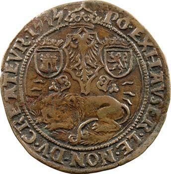 Allemagne (Empire), Charles Quint, prise de Tunis contre les Turcs, 1535