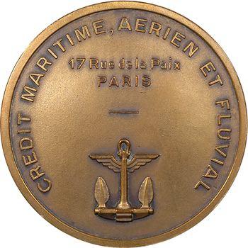 Mer : Crédit Maritime, Aérien et Fluvial (Paris), s.d
