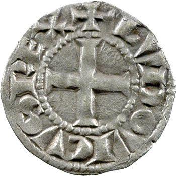 Louis IX (Saint Louis), denier tournois