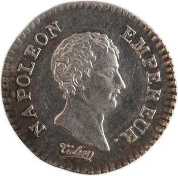 Premier Empire, quart de franc, 1806 Paris