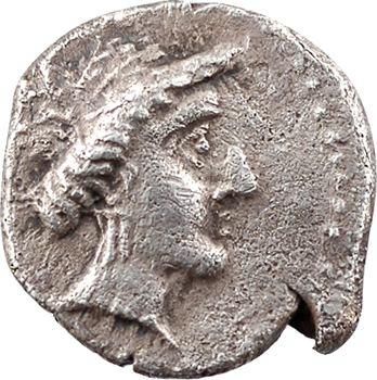 Marseille – Massalia, tétrobole ou drachme au lion, c.215-200 av. J.-C.