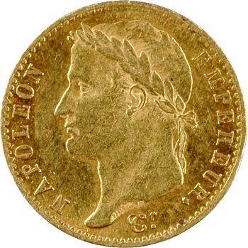 Cent-Jours, 20 francs Empire, 1815 Paris