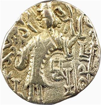 Koushans (royaume des), Kipanada, statère, c.330-360 Taxila