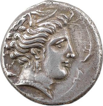 Sicile, Siculo-puniques, Carthaginois en Sicile, tétradrachme, c.320-300 av. J.-C