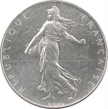 Ve République, pré-série du 1/2 franc Semeuse, 1964 Paris