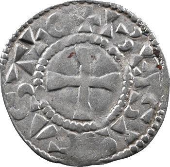 Orléanais, Blois (comté de), Thibaut III, denier c.1050-1080