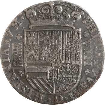 Espagne, Philippe II, 8 réaux, 1586 Ségovie
