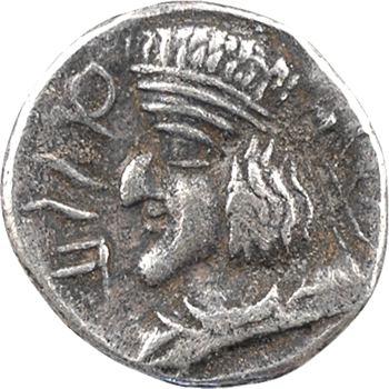 Perse, Manuchtir Ier et Manuchtir II, hémidrachme, c.100