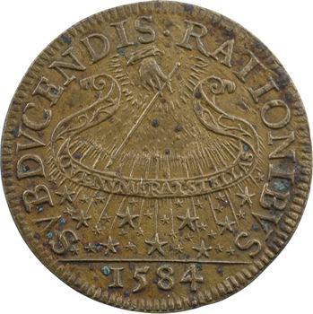 Henri III, Chambre des comptes, 1584 Paris