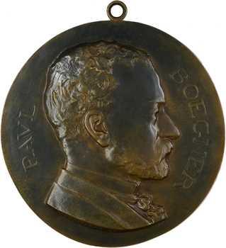 Ponscarme (H.) : Paul Boegner, avocat, 1881