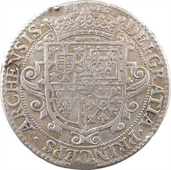 Charleville (principauté de), Charles de Gonzague, XXX sols, 1614 Charleville
