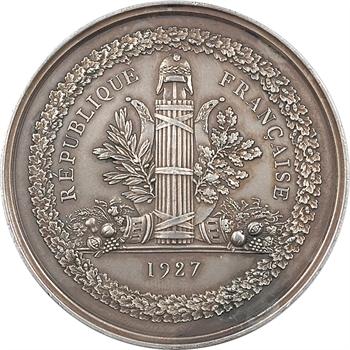 IIIe République, le Sénat à Georges Guérin, 1927 Paris