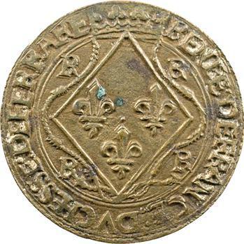 Bretagne (duché de), Renée de France, duchesse, s.d
