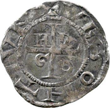 France-Comté, Besançon (archevéché de), Hugues III, denier