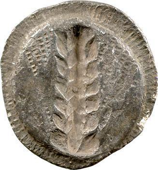 Lucanie, statère ou nomos, Métaponte, c.540-510 av. J.-C.
