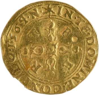 Savoie (duché de), Emmanuel-Philibert, scudo, 6e type, 1564 Nice