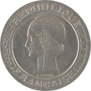 IIIe République, essai de 5 francs par Vézien, 1933 Paris