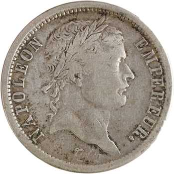 Premier Empire, 2 francs République, 1808 Paris