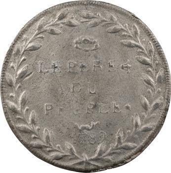 Constitution, Necker père du peuple, 1789