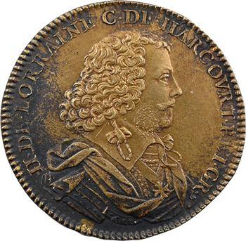 Lorraine, Henri de Lorraine, comte d'Harcourt, 1653