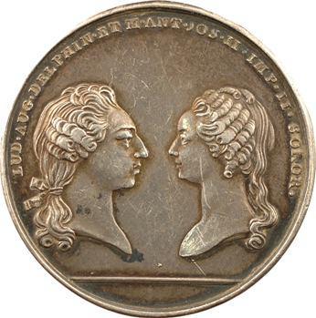 Louis XV, mariage du Dauphin Louis (XVI) et de Marie-Antoinette, 1770 Paris