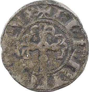 Lorraine (duché de), Ferri IV, bourgeois fort, imitation de Philippe IV, s.d. (c.1315)