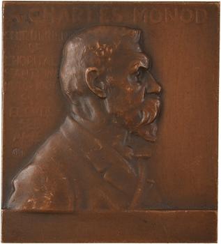 Charpentier (A. L. M. ) : le Professeur Charles Monod, chirurgien, 1906 Paris