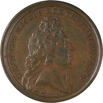 Tobago, Louis XIV, victoire de Tabago (Tobago) par Mauger, 1677 Paris