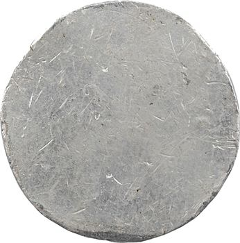 Serbie (royaume de), Alexandre Ier, essai de coin d'avers pour le concours du dinar (?), c.1893 ? Vienne ?