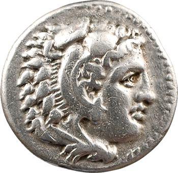 Macédoine, Alexandre le Grand, drachme, Milet, c.325-323 av. J.-C.