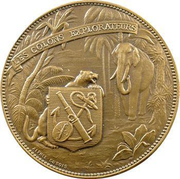 Dubois (A.) : la Société des colons explorateurs, 1878 Paris