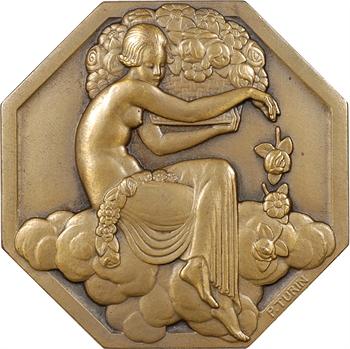 Turin (P.) : Exposition des Arts décoratifs, petit module, 1925 Paris