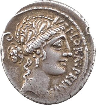 Servilia, denier, Rome, 57 av. J.-C.
