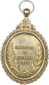 Portugal, Institut de Coimbra, 1852